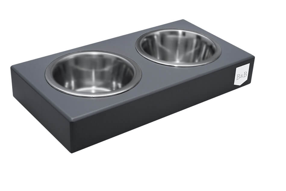 dog bowl duo graphite bowlandbonerepublic ps1sa