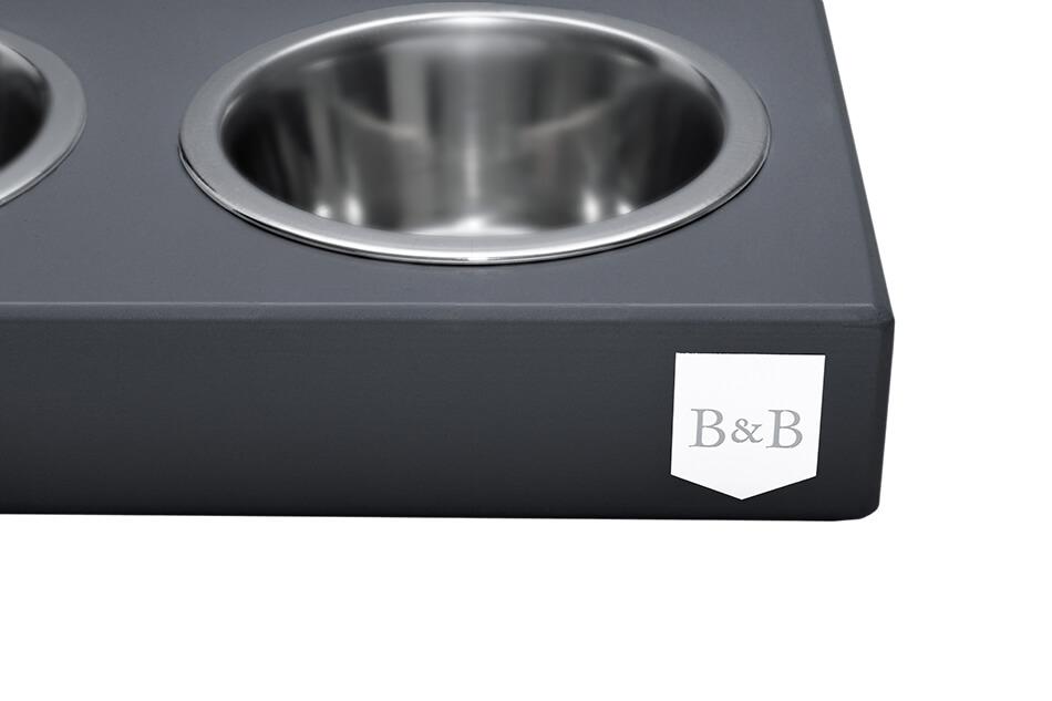 dog bowl duo graphite bowlandbonerepublic ps2sa