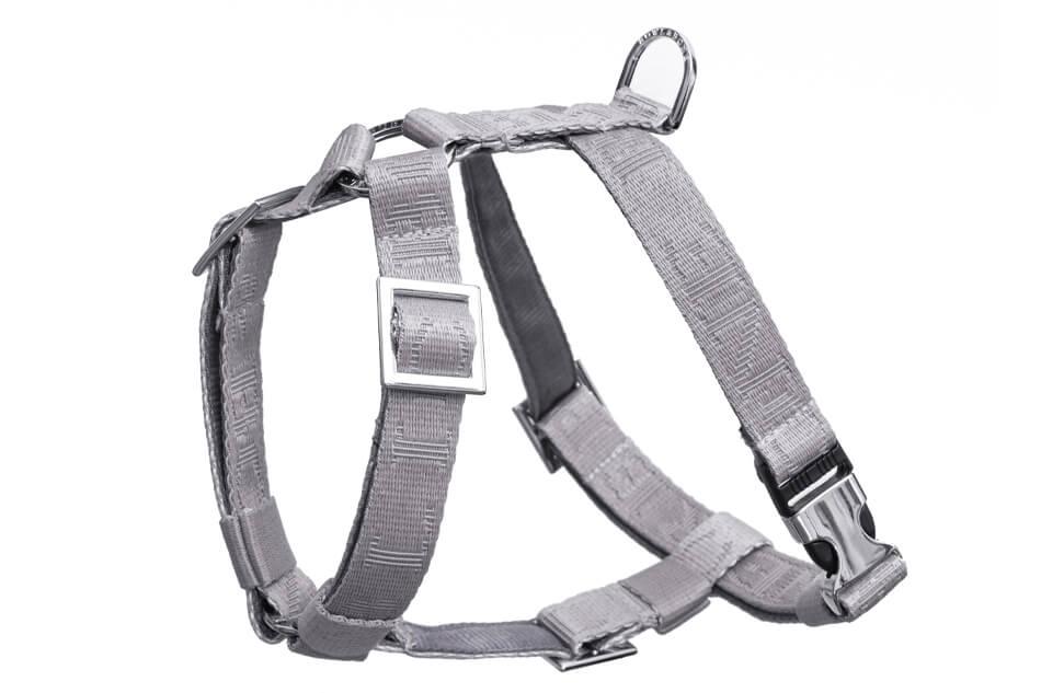 dog harness guard bloom grey bowlandbonerepublic ps1sa